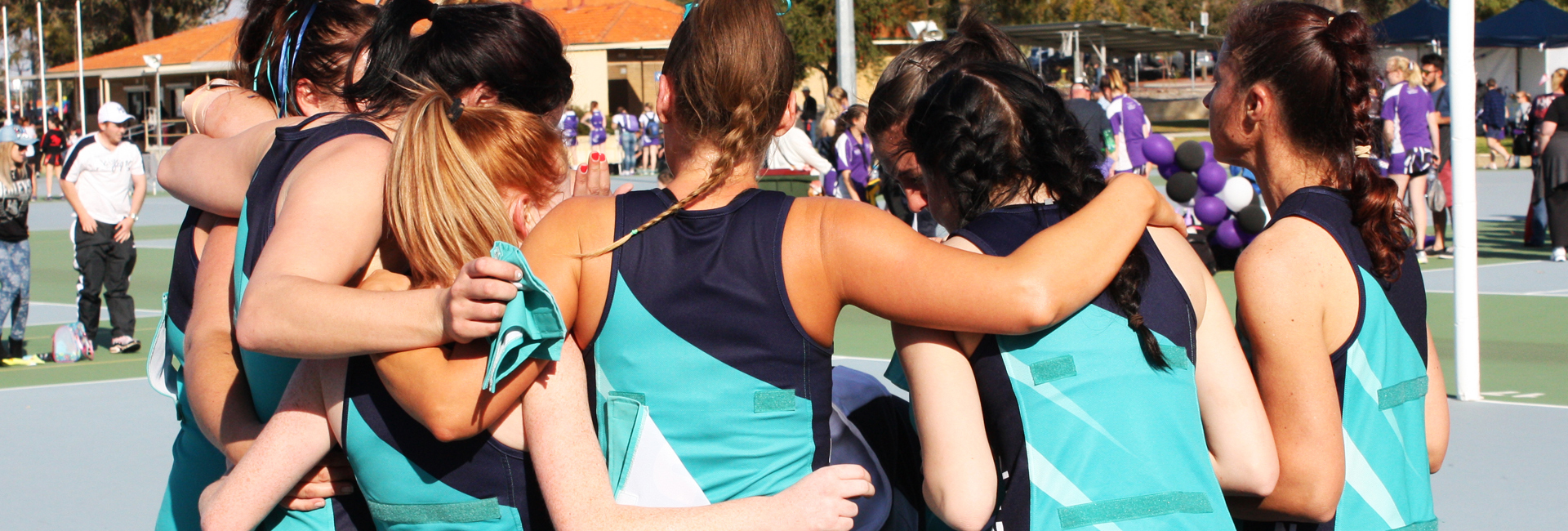 Landsdale Netball Club Respect All... Fear None