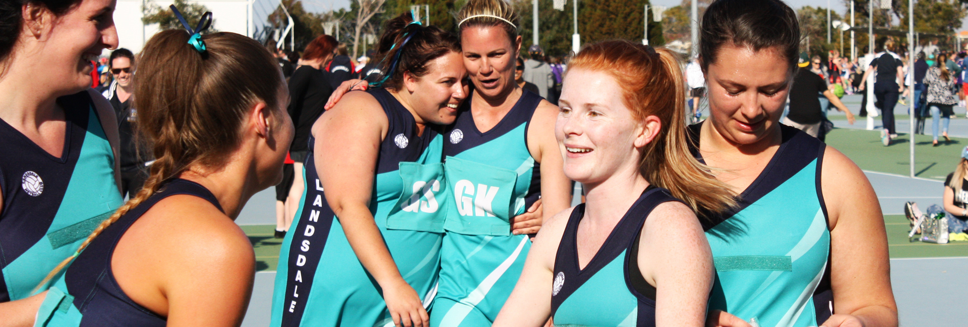 Landsdale Netball Club Register now!