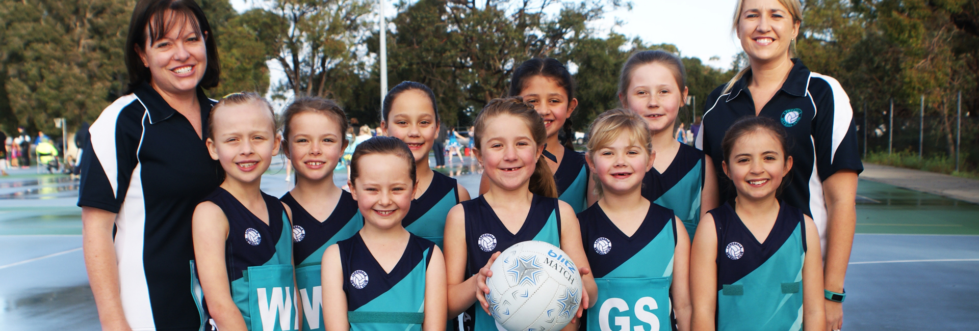 Landsdale Netball Club Net, Set, GO!